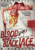Blood And Black Lace (Unslashed Collectors Edition)