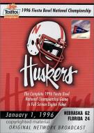 1996 Fiesta Bowl National Championship
