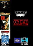 Crime Collectors Pack