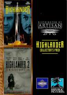 Highlander Collectors Pack