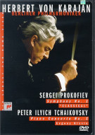 Karajan: Sergei Prokofiev/ Peter Ilych Tchaikovsky