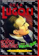 Horror Classics #7: The Corpse Vanishes/Devil Bat