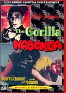 Horror Classics #6: The Gorilla/ Nabonga