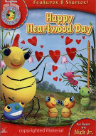 Miss Spiders Sunny Patch Friends: Happy Heartwood Day