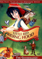 Brothers Grimm 2 Pack: Little Red Riding Hood & The Goosemaiden / Tom Thumb & Faithful John