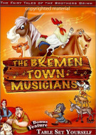 Brothers Grimm:  Bremen Town Musicians & Table Set Yourself