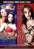 Lust For Frankenstein / Tender Flesh (Double Feature)
