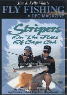 Fly Fishing Video Magazine: Stripers On The Flats Of Cape Cod, MA