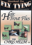 Hooked On Fly Tying: Hair Trout Flies With Chris Helm