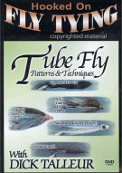 Hooked On Fly Tying: Tube Fly Patterns & Techniques With Dick Talleur