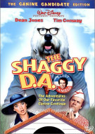 Shaggy D.A., The: The Canine Candidate Edition