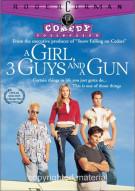 Girl, 3 Guys, And A Gun, A
