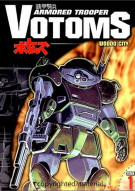 Armored Trooper Votoms: Uoodo City - Stage 1