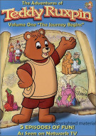 Teddy Ruxpin: The Journey Begins - Volume 1