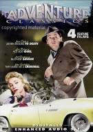Adventure Classics: Seven Doors To Death / Hot Rod Girl / Blonde Savage / They Made Me A Criminal