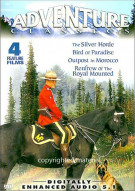 Adventure Classics: The Silver Horde / Bird Of Paradise / Outpost In Morocco / Renfrew Of The Royal Mounted