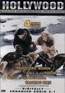 Hollywood Adventure Film Series: Prehistoric Women / Call Of The Yukon / Scott Of The Antarctic / Crashing Thru