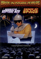 Prince Of Space / Invasion Of The Neptune Men (Double Feature)