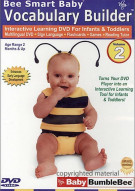 Bee Smart Baby: Vocabulary Builder Volume 2