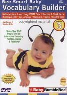 Bee Smart Baby: Vocabulary Builder Volume 3