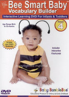 Bee Smart Baby: Vocabulary Builder Volume 4