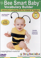 Bee Smart Baby: Vocabulary Builder Volume 5