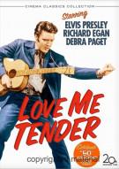 Love Me Tender (Repackage)