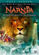 Chronicles Of Narnia, The: The Lion, The Witch And The Wardrobe (Fullscreen)
