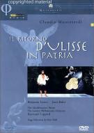 Claudio Monteverdi: Il Ritorno Dulisse In Patria