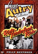 Gene Autry Collection: Ride, Tenderfoot, Ride