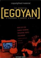Essential Atom Egoyan Box Set, The