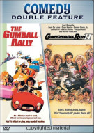 Gumball Rally, The / Cannonball Run II (Double Feature)