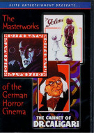 Masterworks Of The German Horror Cinema, The