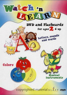 Watch N Learn: Letters, Musical Instruments, Colors