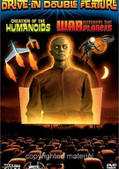 Creation Of The Humanoids / War Between The Planets (Drive-In Double Feature)