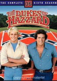 Dukes Of Hazzard: The Complete Sixth Season
