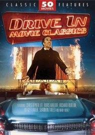 Drive-In Movie Classics: 50 Movie Pack
