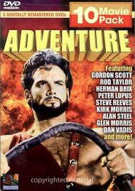 Adventure: 10 Movie Pack