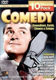 Comedy: 10 Movie Pack