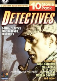 Detectives: 10 Movie Pack