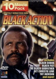 Black Action: 10 Movie Pack