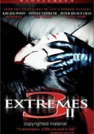 3 Extremes: II