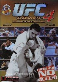 UFC Classics: Volume 4