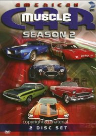 American Muscle Car: Season 2