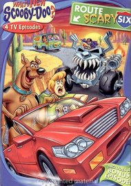 Whats New Scooby-Doo?: Route Scary Six