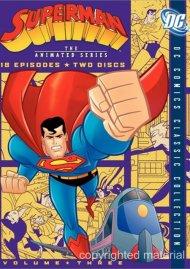 Superman: The Animated Series - Volume 3