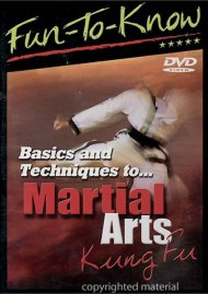 Fun To Know: Basics And Techniques To... Martial Arts Kung Fu