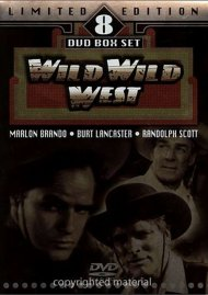Wild Wild West: Limited Edition 8 DVD Box Set