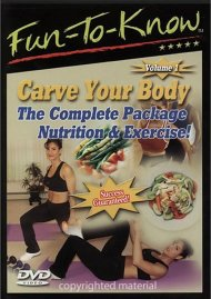 Fun To Know: Carve Your Body - Volume 1