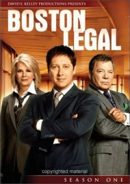 Boston Legal: Season One (Repackage)